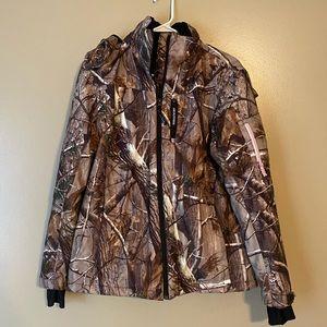 Realtree Camouflage Jacket